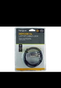 laptop cable lock defcon CL Mississauga, L5B 0E9