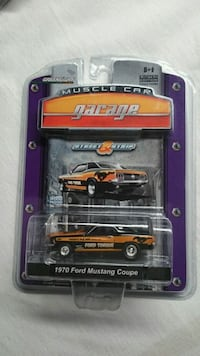 GREENLIGHT 1970 FORD MUSTANG COUPE MCG RARE MODEL
