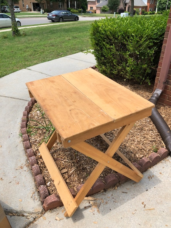 Solid Wood Folding Table.Used Solid Wood Folding Table For Sale In Madison Letgo