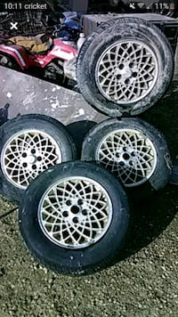 Chrysler rims