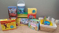 $140 Lot of Children's Educational Games & Toys. Rio Rancho