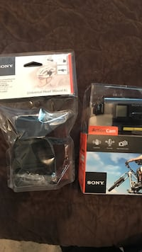 Sony action cam HDR-AS20 Boise, 83709