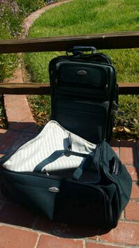 Brand New Ricardo Rolling Suitcase and Tote Set Sunnyvale, 94087