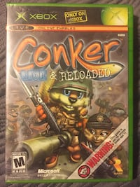 Conker Live and Reloaded for Original XBOX Ajax, L1T 1V1