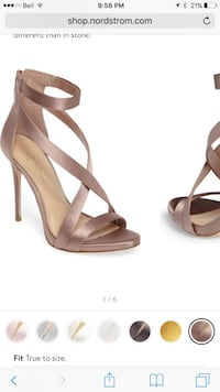 Vince Camuto imagine Sandals 5.5 Aurora, L4G