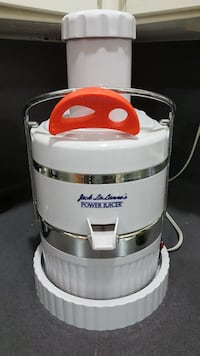 Gently Used Jack LaLanne Power Juicer Taylor, 76574