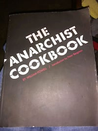 THE ANARCHIST COOKBOOK BY WILLIAM POWELL Citrus Heights, 95610