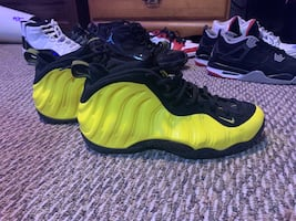 Air Foamposites Wu tang