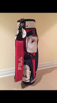 Fila golf cart bag