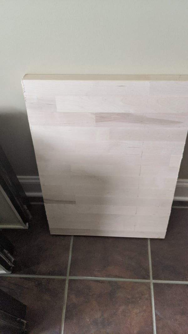 Various sizes of Butcher block remnants - Priced individually 8876cc26-f13b-4cb4-999c-6f431d4716fb