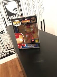 Funko pop Ironman (Walgreens light up) Hoboken, 07030