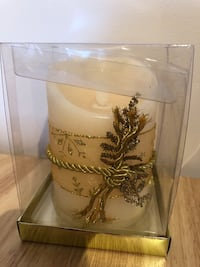 Decorative flameless candle