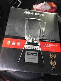 Blendtech commercial grade blender brand new Richmond, V6Y 2S7