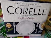 Around 50% off. NEW unopened Corelle 16-Piece set Hillsboro
