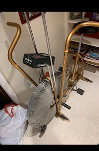 Schwinn Airdyne air bike