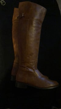 Sz 8 (knee high) Medium brown Smith-Ennismore-Lakefield, K0L