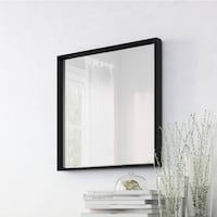 Ikea drawer and mirror