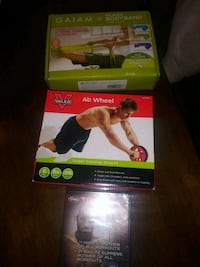 Work out items 176 mi