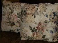 Throw pillows couch cushions  Akron