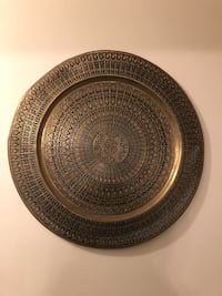 Brass decorative disc for sale Silver Spring, 20906