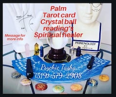 Psychic readings and SPIRITUAL supplies