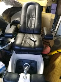 Massage chair with whirlpool foot spa Shenandoah Junction, 25442