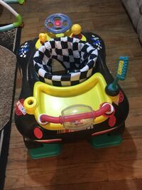 Baby race car bouncer Alexandria