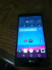 Lg smart phone. Boost mobile. Anderson, 46016