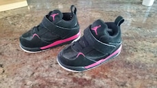 Kids jordans. Barely used. Size 7c