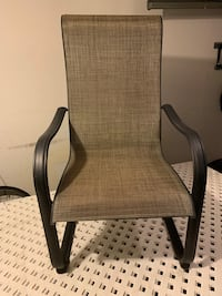Patio chairs good condition!!
