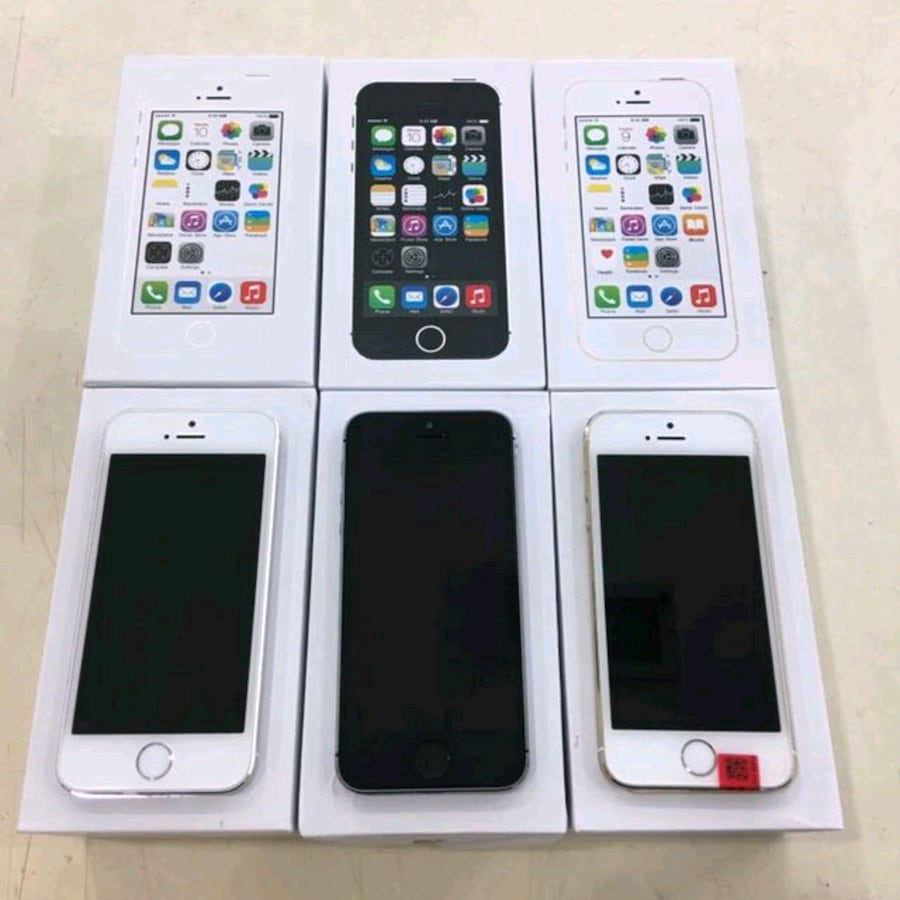 Good condition unlocked apple iphone 5s 16gb