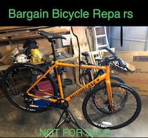 NEW YEAR SPECIAL: Bargain Bicycle Repairs