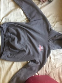 Gray pullover hoodie Port Coquitlam, V3C 1R7