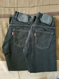 """2"" Boy's Levi's 505 (Used), Size 8 Slim Chino Hills"