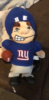 NEW YORK GIANTS WALKING PLAYER Harrisburg, 17112