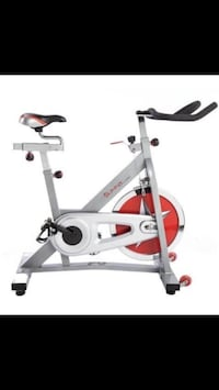 gray and red stationary bike Jacksonville, 32244