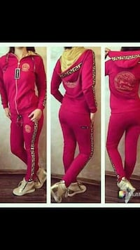Pink versace outfit Toronto, M1B 1X6