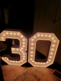 Marquee Numbers Milton, L9T 6Y2