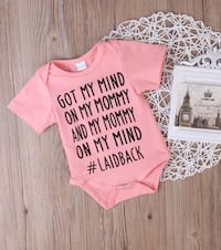 Baby girl bodysuit size  [TL_HIDDEN] -24 months  Los Angeles, 91406