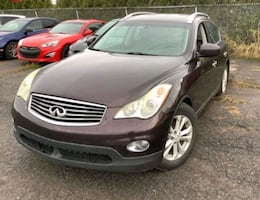 2010 Infiniti EX 35 AWD Journey