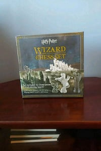 Harry Potter Wizard Chess Set Bristow, 20136
