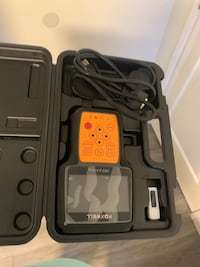 New OBDII diagnostic code reader