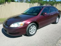 2007 Chevrolet Impala clean title 121 miles  Channelview