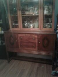 brown wooden cabinet with drawer Gatineau, J8Z 1T7