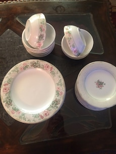 Expression fine china royal doulton product dinner set