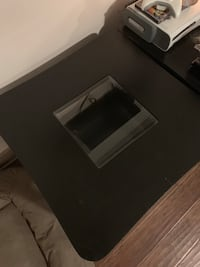 Two Black Square End Tables Beltsville, 20705