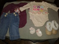 Toddler's assorted clothes Las Vegas, 89122