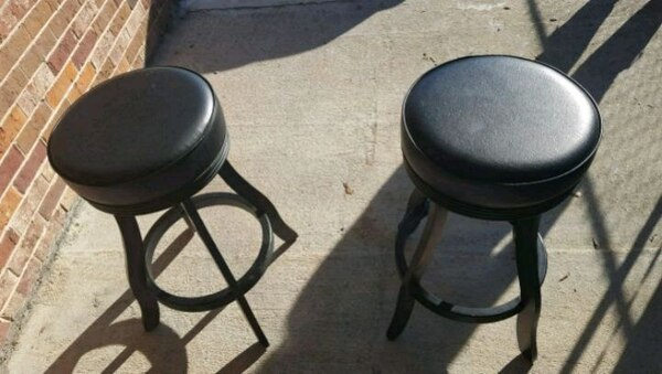 Enjoyable Bar Stools All Black Gmtry Best Dining Table And Chair Ideas Images Gmtryco