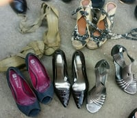 Heels and more heels  Lincoln, 68508