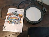 Skylanders game and portal for wii Barrie, L4N 8T9